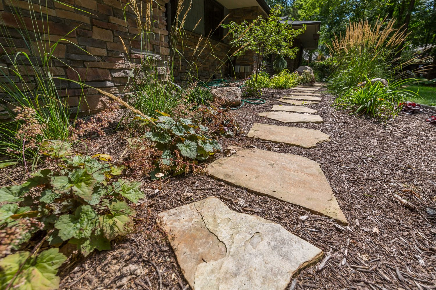 Garden Path Landscape Design
