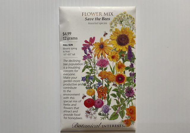 Bee Mix seeds