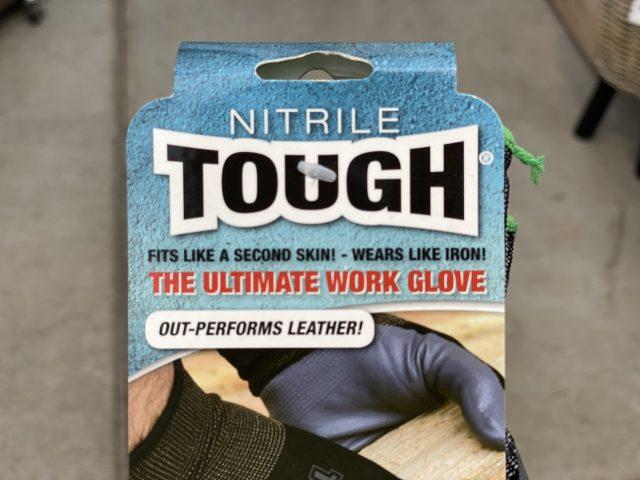 Nitrile Gloves Med