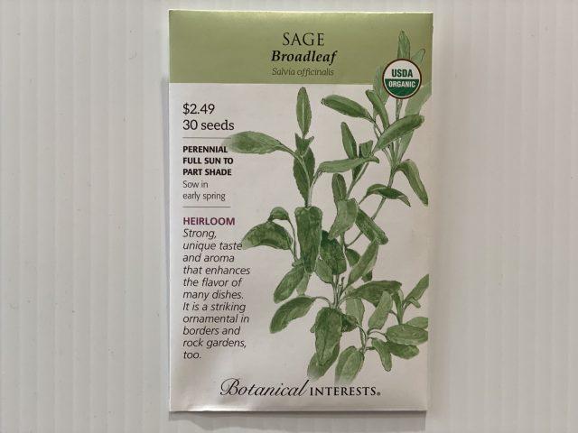 Sage Broadleaf
