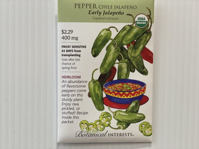 Pepper Chile Jalapeno