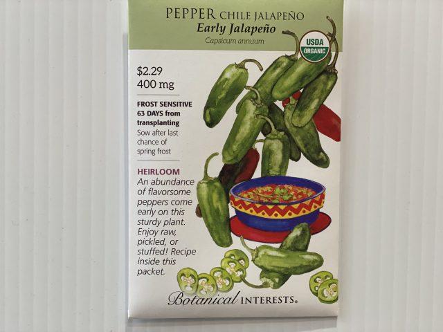 Pepper Chile Jalapeno