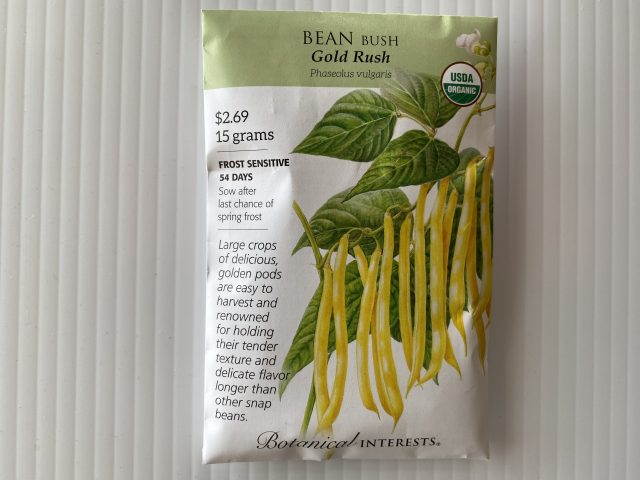 Beans Bush Gold Rush