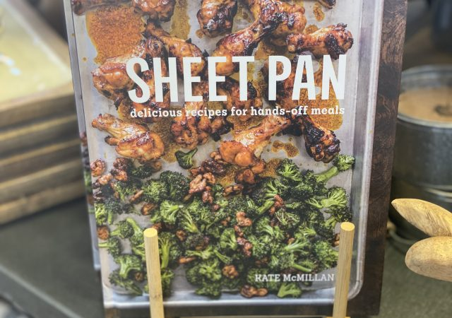 Sheet Pan Cook Book