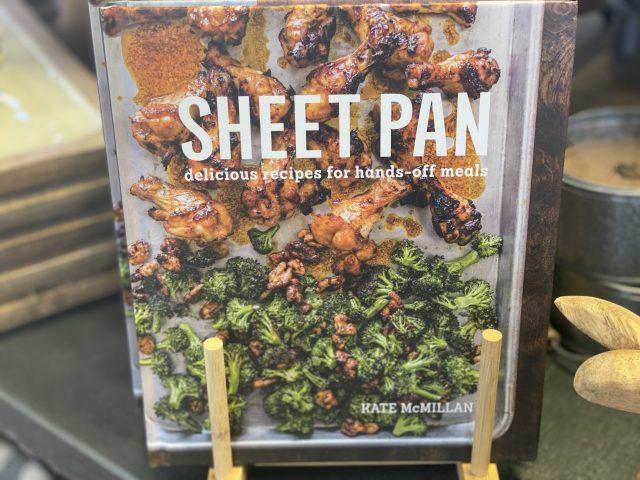 Sheet Pan Cook Book