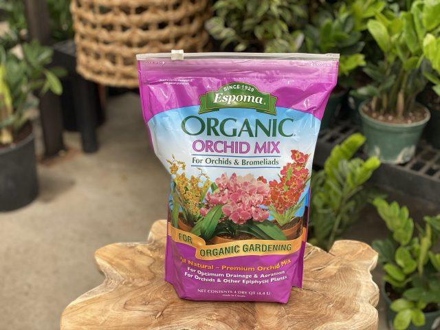 Orchid mix-Organic 4qt