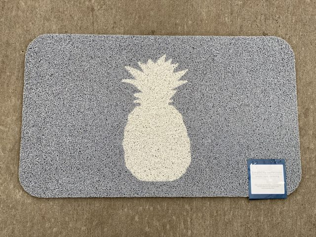 Doormat -Pineapple