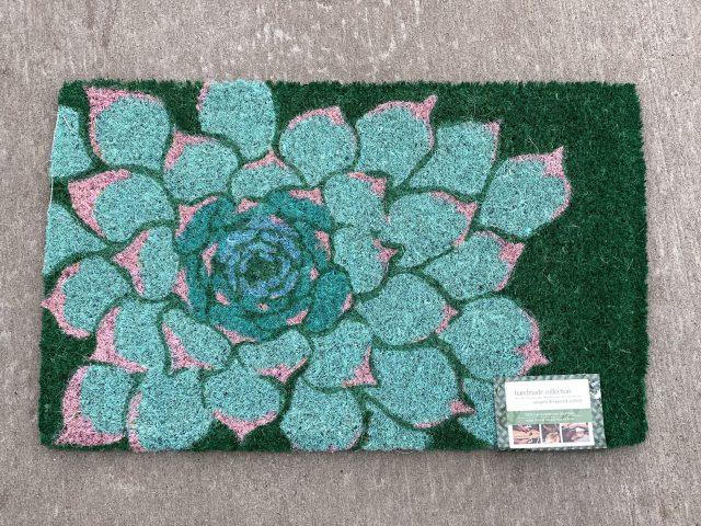 Doormat- Succulent