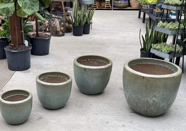 Grey Mist Pots Pottery