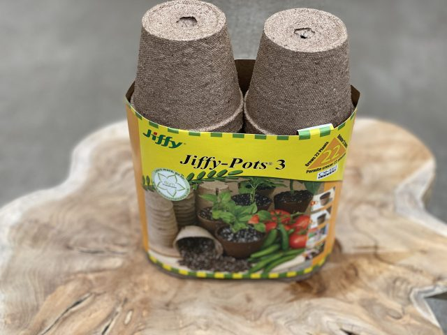 "Jiffy 3"" Peat Pot"