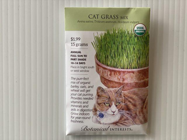 Cat Grass Mix