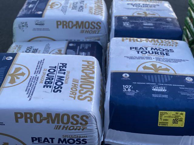 Peat Moss 3.8