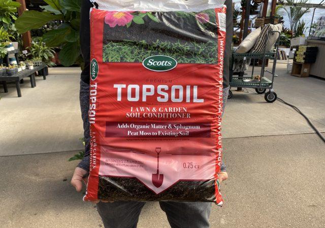 Scotts Topsoil