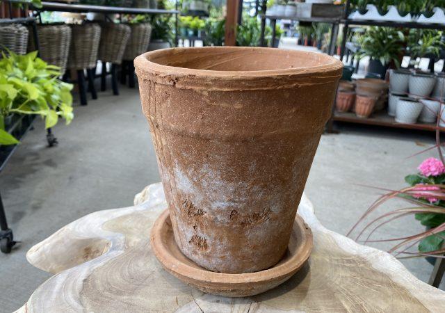 Rustic Pot