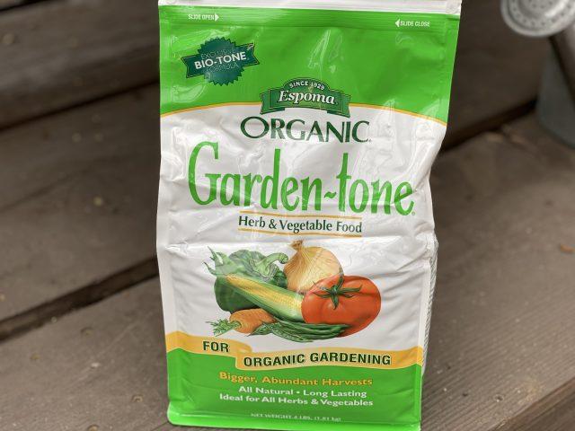 Espoma-Garden Tone