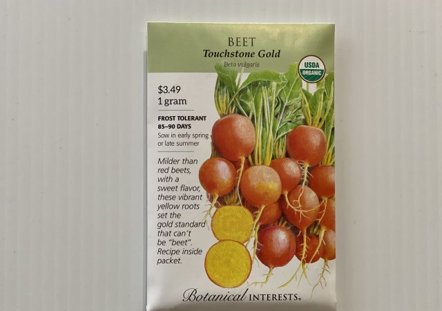Beet Touchstone Gold