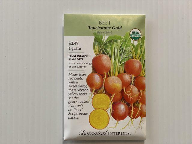 Beet Touchstone Gold