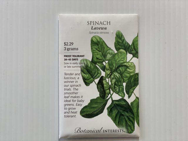 Spinach Lavewa