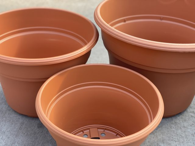 Panterra Pot Clay