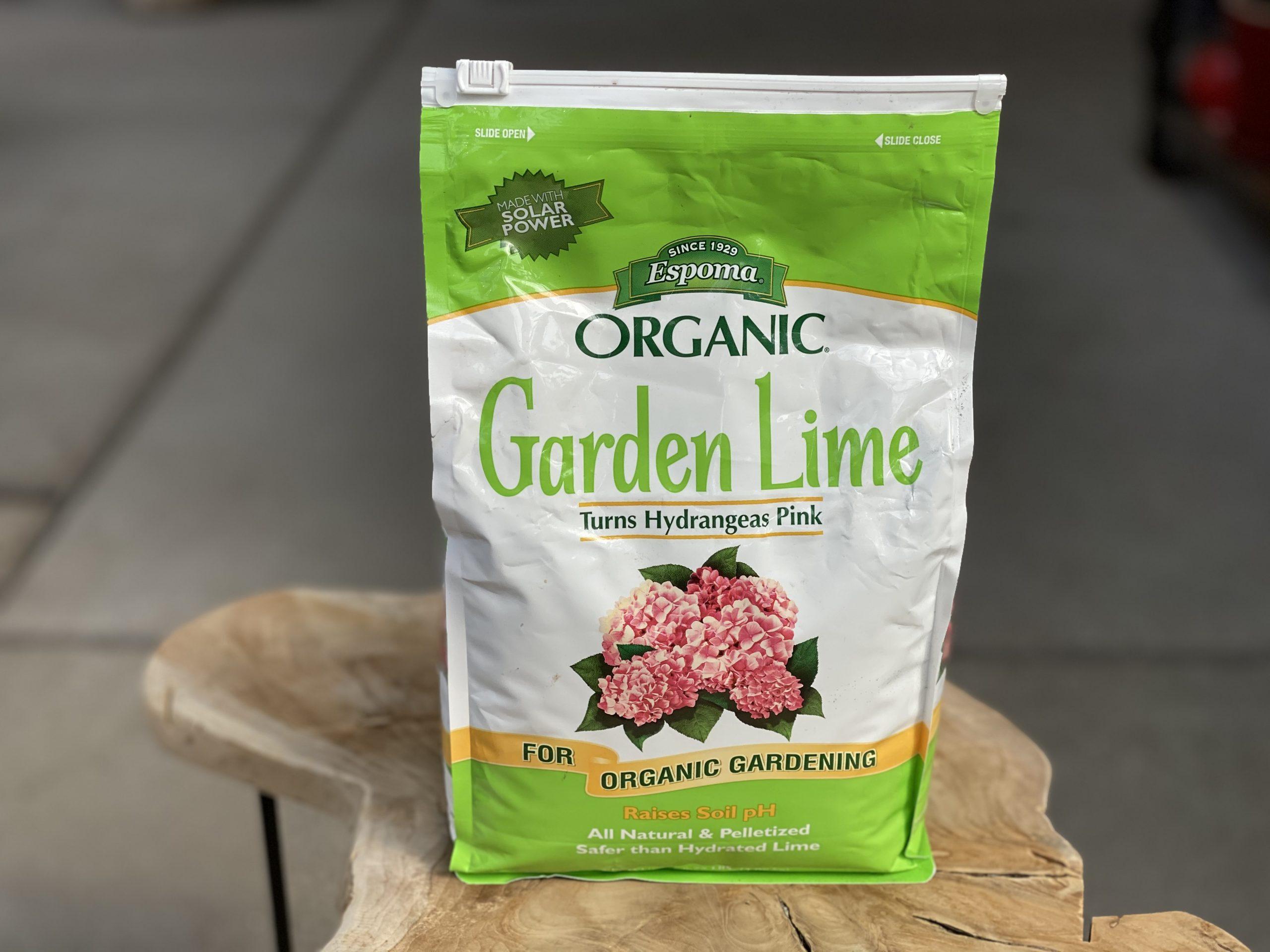 Espoma Garden Lime Sunnyside Gardens