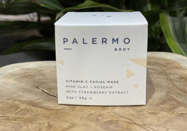 Palermo Vitamin C Facial Mask