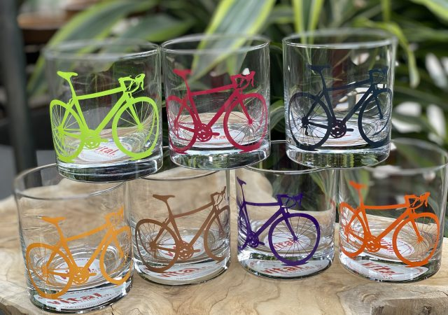 Glassware-Bike Highball