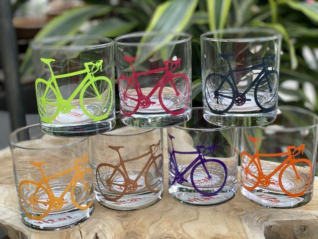 Glassware-Bike Highball