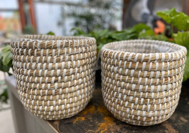 Basket - lined