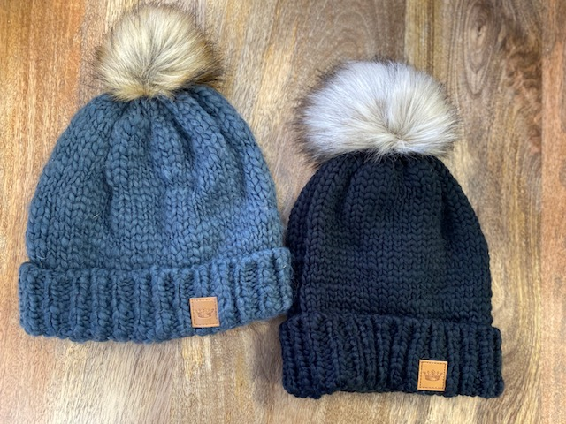 panache Knit hat