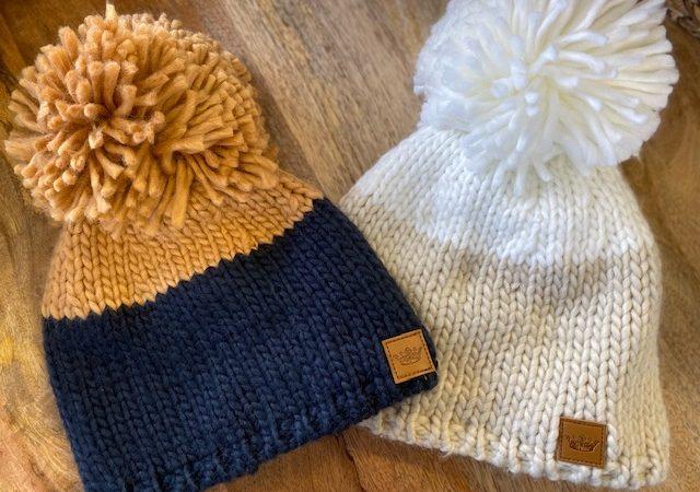 Panache Big Pom Hats