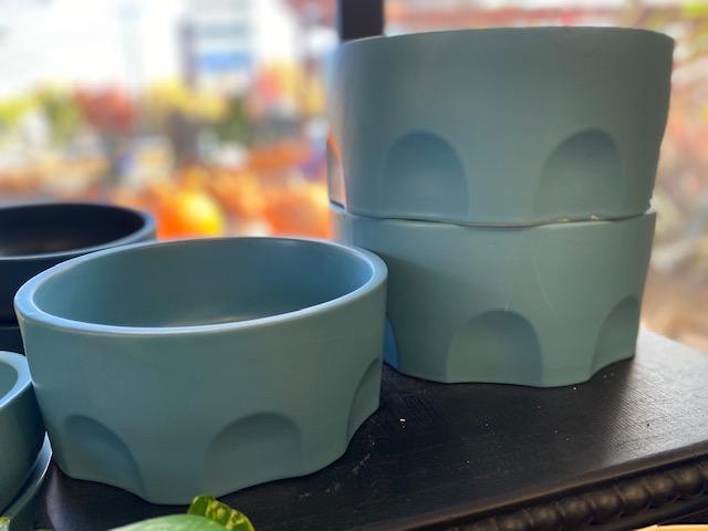Mommas Pots Blue