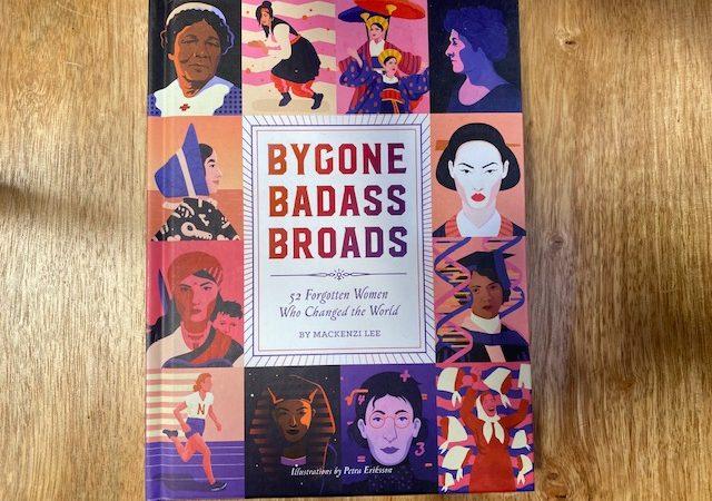 Book - Bygone Badass Broads