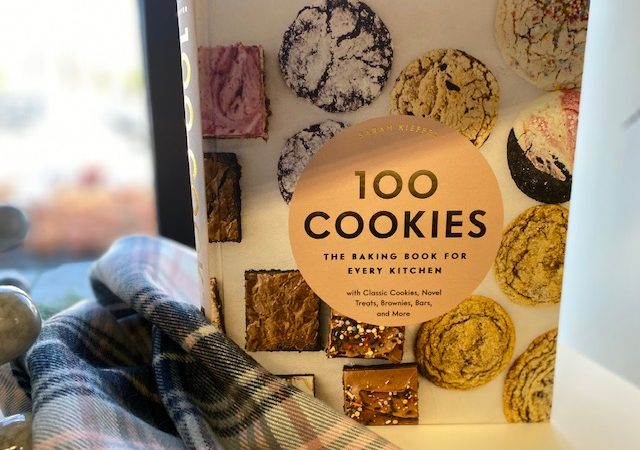 Cookbook 100 Cookies