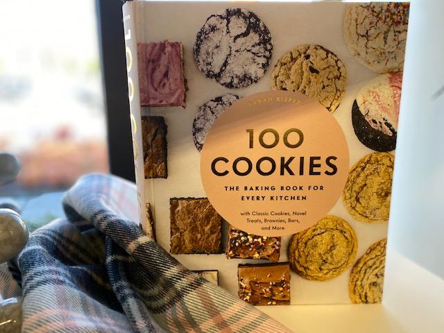 Cookbook 100 Cookies