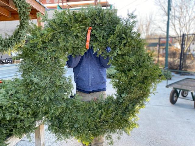 wreath balsam