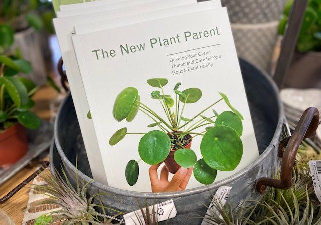 Book plant parent