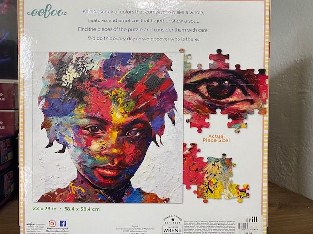 puzzle colorful soul